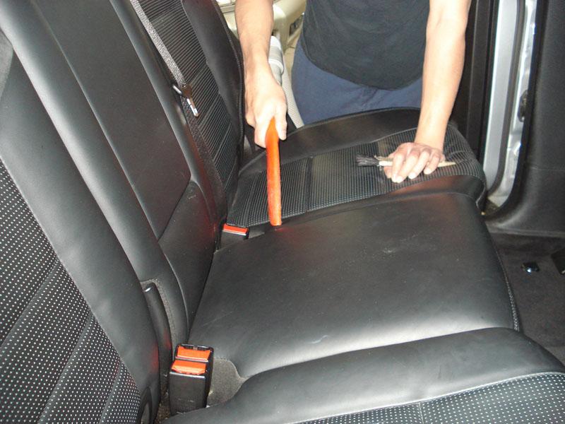 interior detailing process lindo tibbs auto sales. Black Bedroom Furniture Sets. Home Design Ideas
