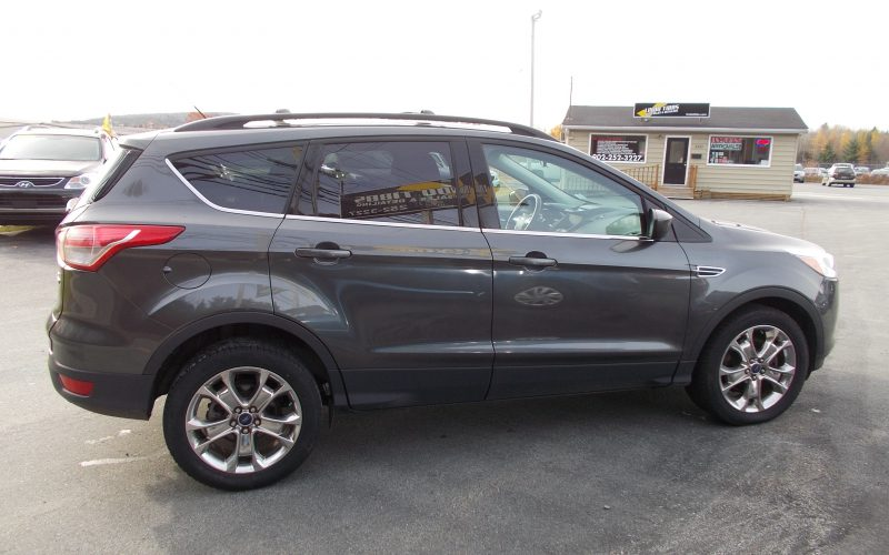 2015 FORD ESCAPE 4WD